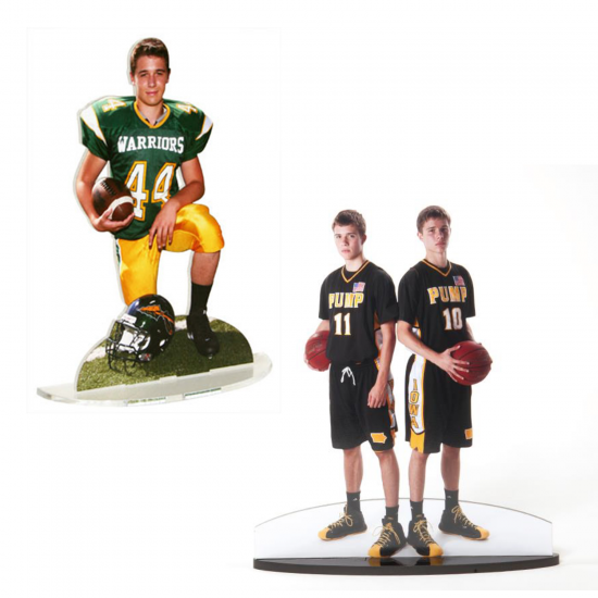 "Add-On ""W"" - Athlete & Team Statuettes"