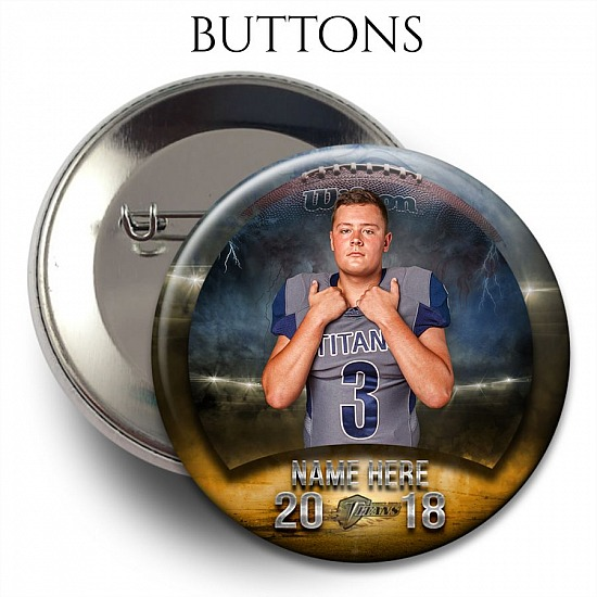 3in ROUND BUTTON