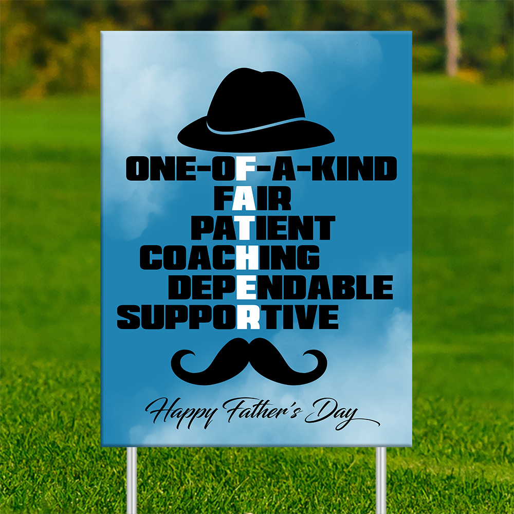24x18 - FATHER'S DAY Father Word Tree | 24x18_-_FATHERS_DAY_Father_Word_Tree.jpg