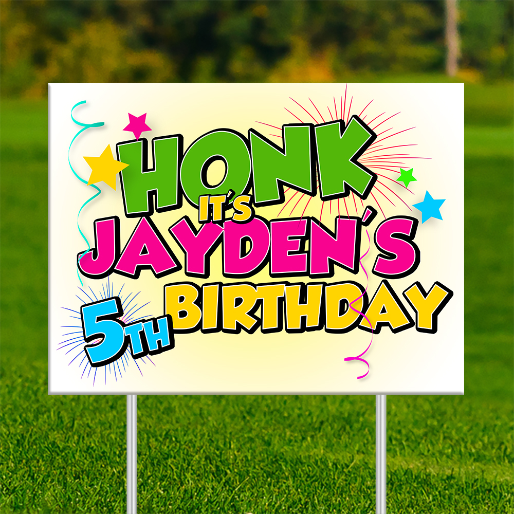 18x24 - BIRTHDAY Honk 001 | 18x24_-_BIRTHDAY_Honk_001.jpg